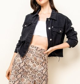 Mini Snake Print Skirt Beige