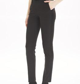 Jesse Velvet Stripe Pant Black