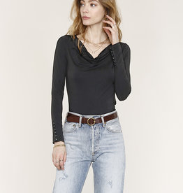 Clement Top Black
