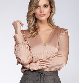 LS Bodysuit Rose