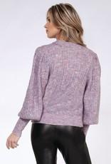 Confetti Sweater Lavender