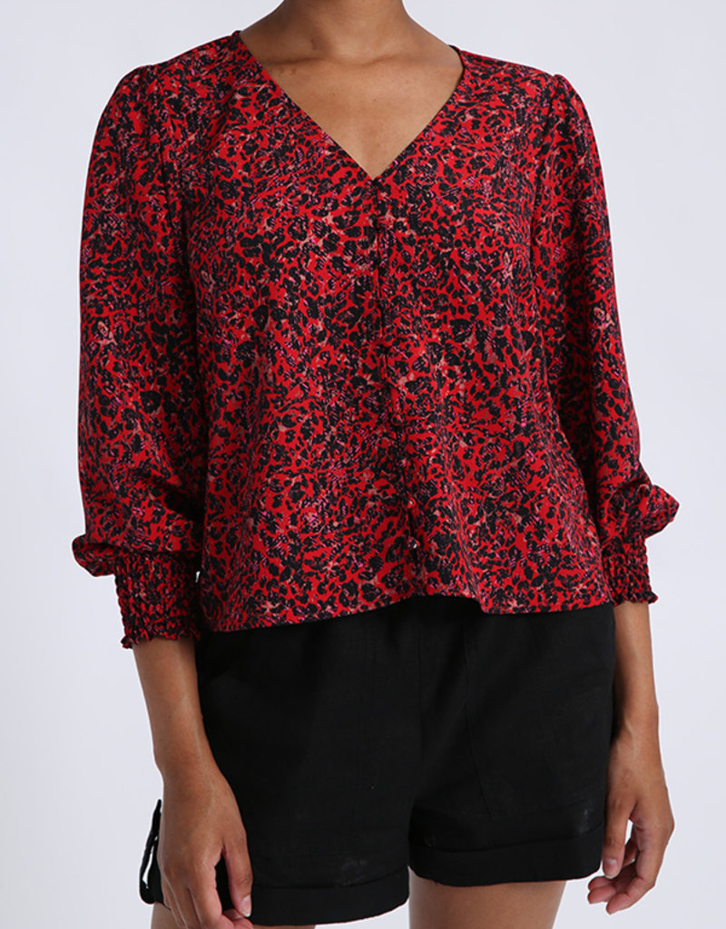Harmony Top Red