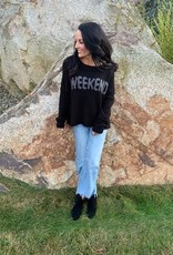 Weekend Slouchy Pullover