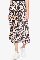 Everyday Pleated Skirt Oversized Spots
