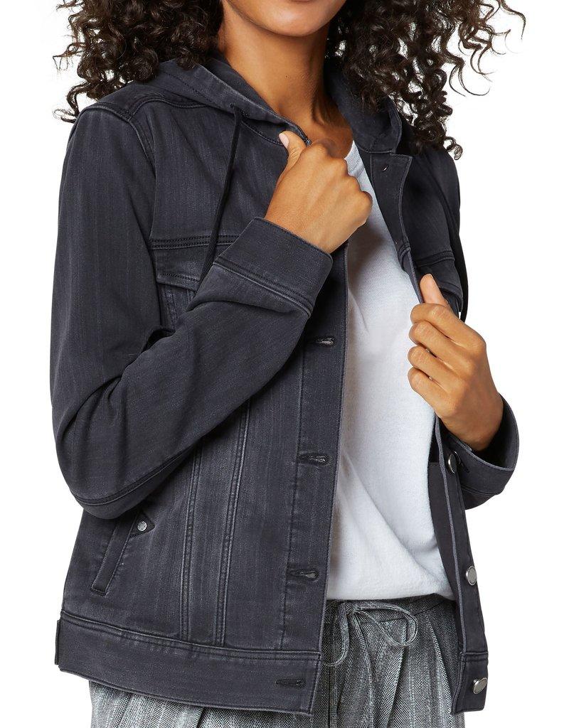 Self Hooded Jacket Meteorite