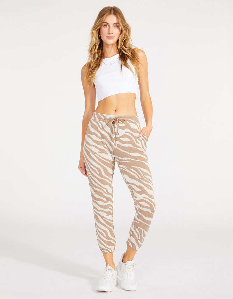 Eye of The Tiger Jogger Ivory