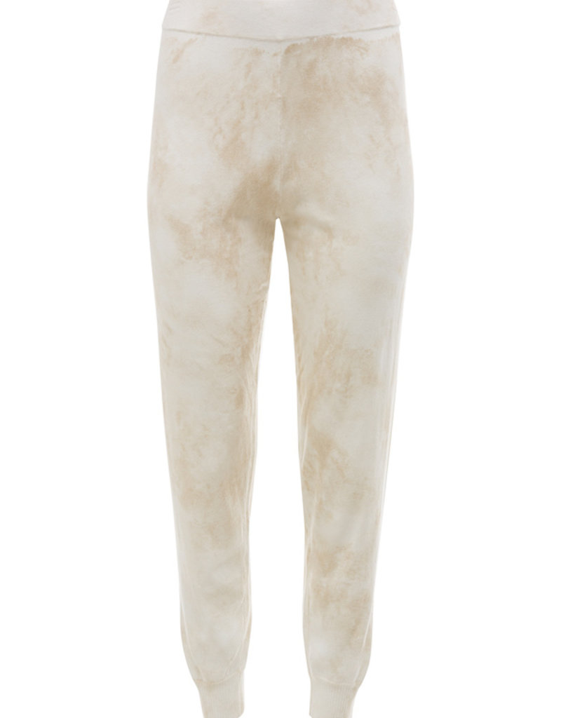 Essential Jogger Natural Tie Dye