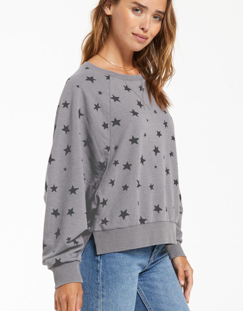 Marella Star Pullover Charcoal