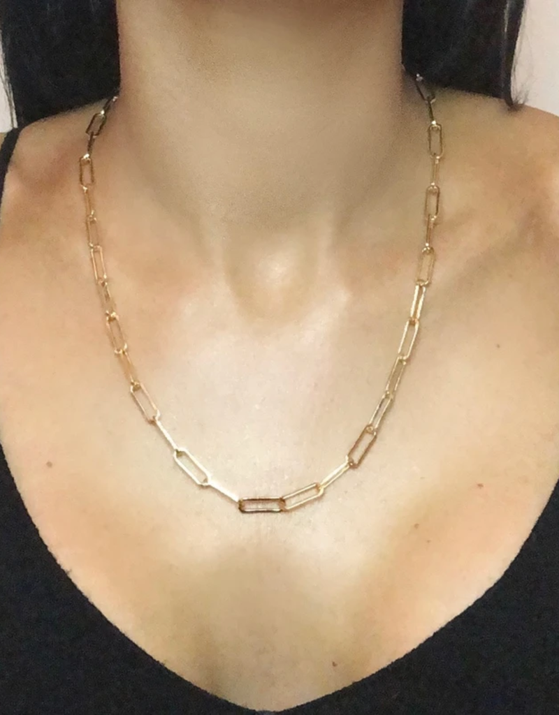 Link Necklace 20 inch