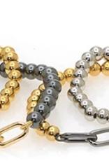 Anuja Tolia Link Bead Bracelet
