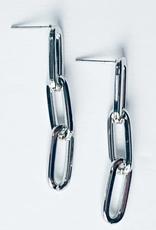 Link Chain Earrings