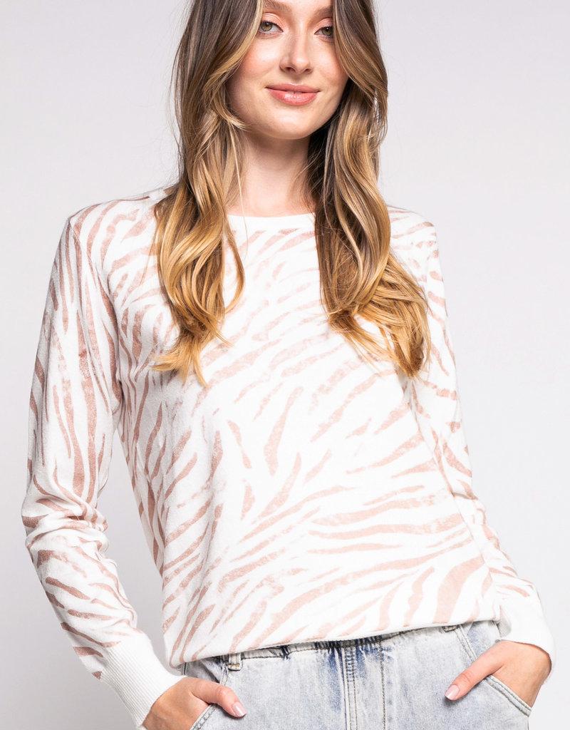 Boho Sweater Pink