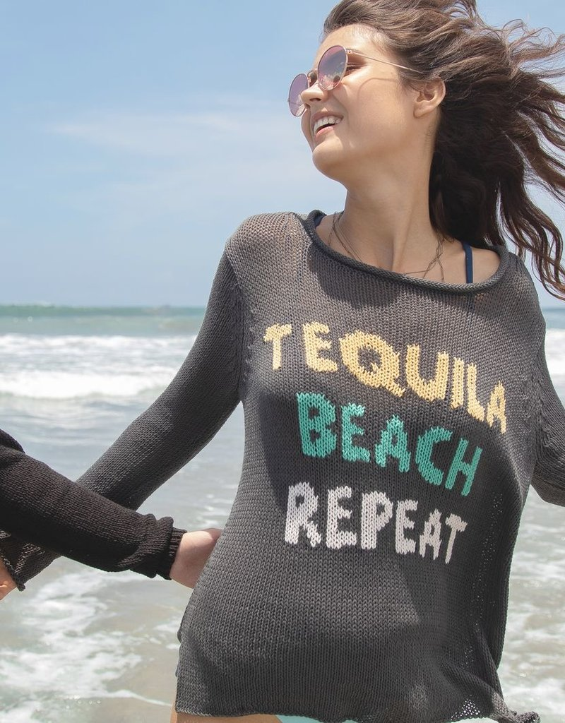 Tequila Beach Rollneck Ink