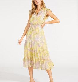 Dream Girl Dress Multi Yellow