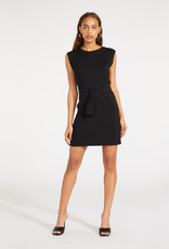 Buckle Up Dress Black