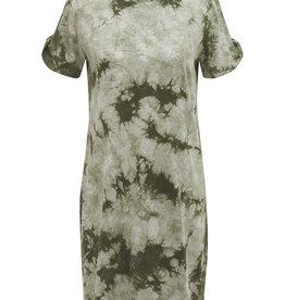So Twisted T-Shirt Dress