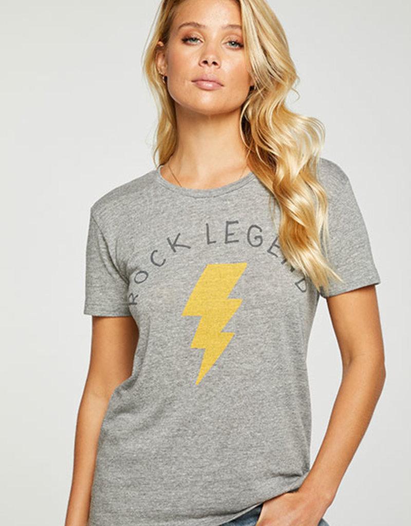 Rock Legend Tee Shirt Grey