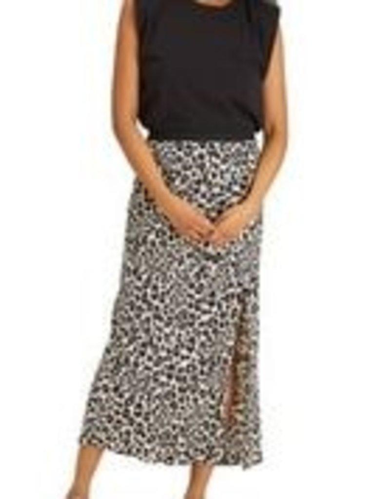 Good Times Midi Skirt