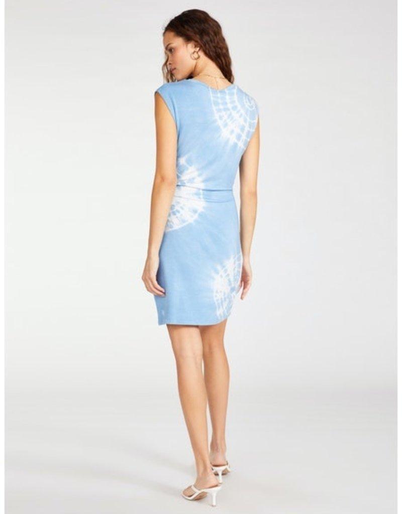Saltwater Dress Blue