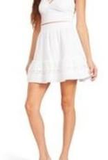 Rosalita Skirt White