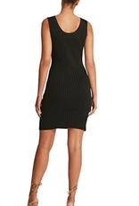 Curve Alert Dress Black
