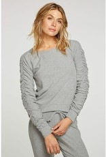 Long Sleeve Raglan Pullover