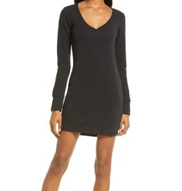 V Specific Dress Black