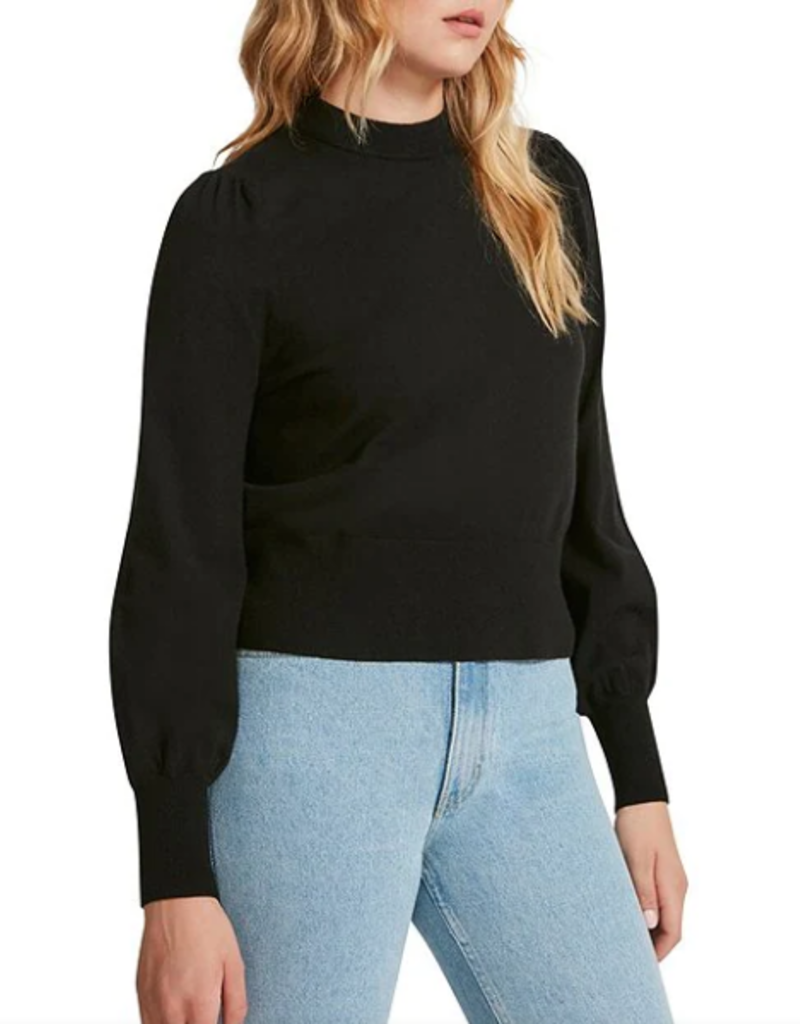 Respectfully Yours Sweater Black