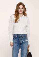 Avalon Balloon Sleeve Sweater Bone