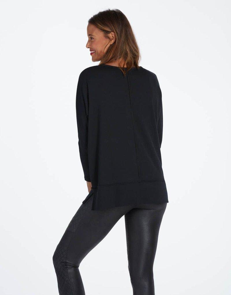 Perfect Length Top Black