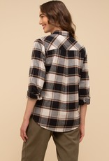 Thread and Supply Plaid Flannel Willow