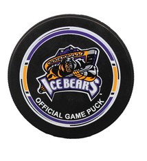 Inglasco Official Game Puck