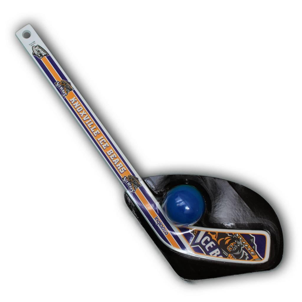 Inglasco Hattrick Stick and Ball Set