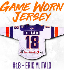 K1 Sportswear Game Worn 2018-2019 Player Jersey