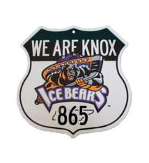 GOTEEZ We Are Knox Interstate Sign