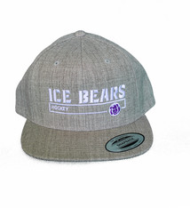 Yupoong Ice Bears Hockey Hat