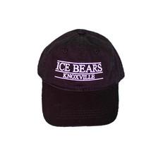 Black KIB Vintage Style Hat