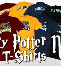 Hogwarts House T-shirt