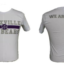 Bella We Are Knox White Out Tee