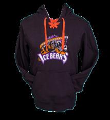 Sport-Tek KIB Skate Lace Hoodie