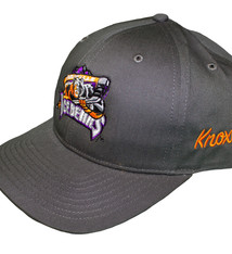 Richardson Charcoal KIB Logo/Knoxville Snapback