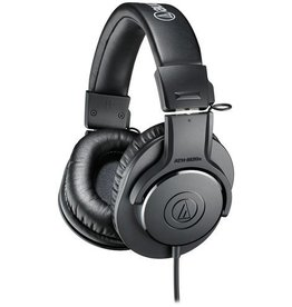 Audio Technica ATHM20X Closed Dynamic  Stereophone