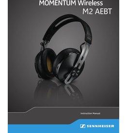Sennheiser M2 AEBT Black Momentum Headphones