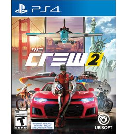 PS4 PS4 The Crew 2