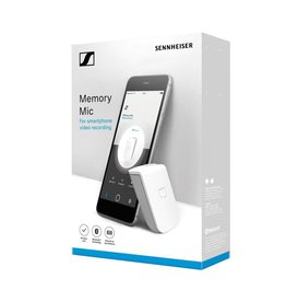Sennheiser Memory Mic Wireless Smartphone Microphone