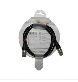 Chauvet Chauvet 3 Pin DMX3P5FT Cable