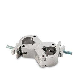 Soundbarrier DC360 Dual Clamp 360o /50mm/500Kg. Max. Load