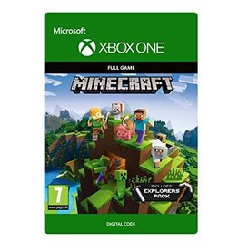 XONE XONE Minecraft Explorer's Pack