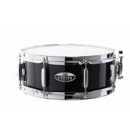 "Pearl 14"" x 5.5"" Modern Utility 6-Ply Maple SD Color Satin Black MUS1455M-227 Snare drum"