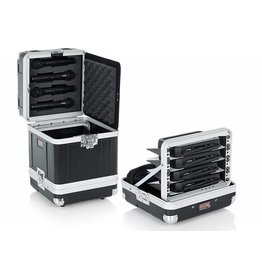 Gator 4 Wireless Microphone CASE GM-4WR